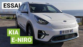 Essai KIA E-NIRO 64 kWh : le tueur de Tesla ?