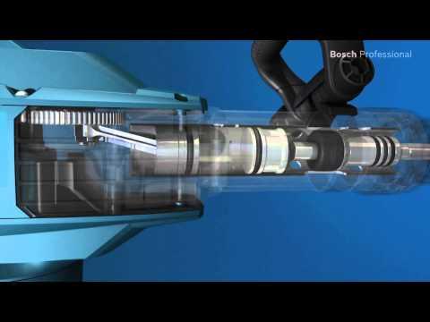 Bosch Abbruchhammer GSH 11 VC Professional