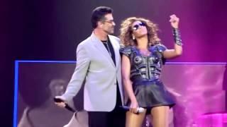 George Michael & Beyoncé - If I Were A Boy (Live at London's O2 Arena)