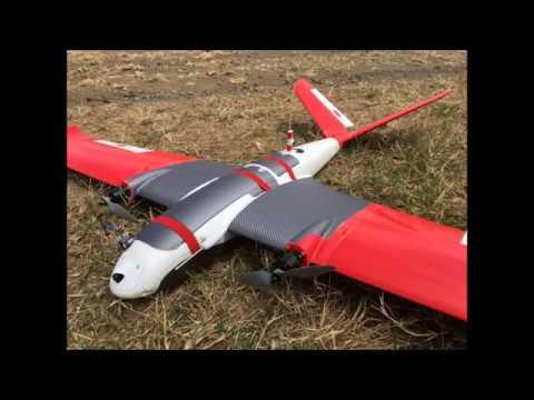 xuav-snow-goose-tjl-mini-goose-second-flight