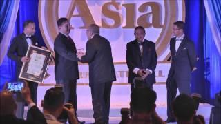 TOP ASIA CORPORATE BALL 2014 | TAN SRI DATUK (DR) HAJI MUSTAPHA KAMAL BIN HJ ABU BAKAR