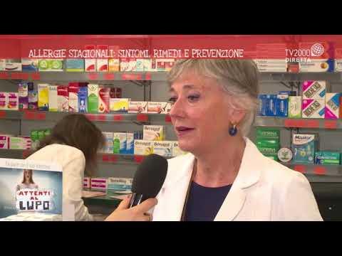Allergie, ecco i farmaci più venduti