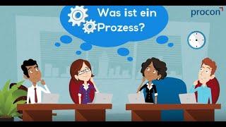 Was ist ein Prozess? Mit Prozessoptimierung zur erfolgreichen Unternehmensführung.-Youtube