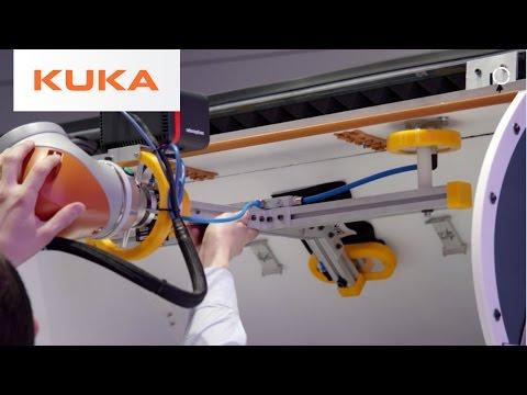 Robot-Assisted Heavy Part Manipulation - Innovation Award 2017 Finalist Spotlight