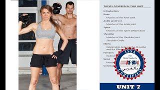 بالعربي - الوحدة رقم7 muscle mechanics مترجم الوحدة رقم 7 ISSA كورس