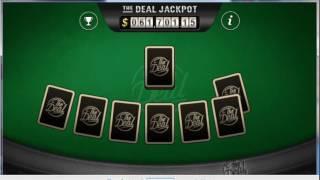 PokerStars - The Deal Jackpot - New Game Play - WIN Royal Flush