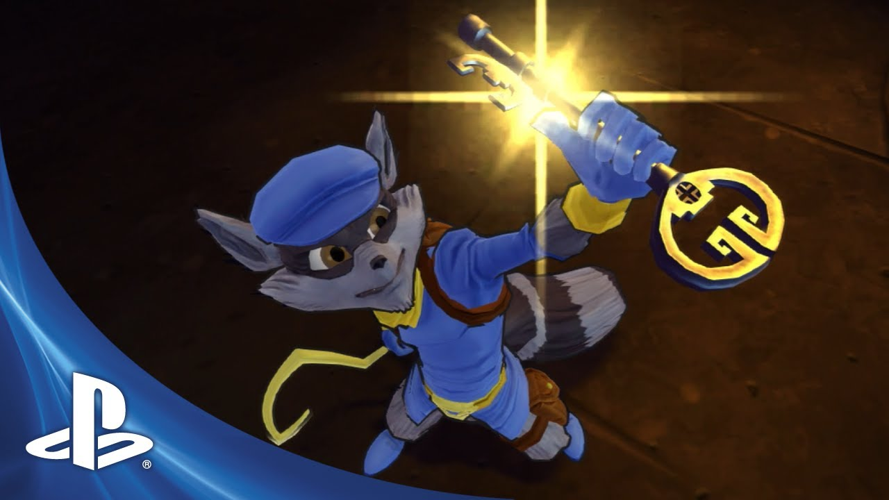 "New Sly Cooper: Thieves in Time Trailer Asks ""Who is Sly?"""