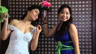 RYAN & MONETTE Wedding Same Day Edit Video by: i-Shot Studio