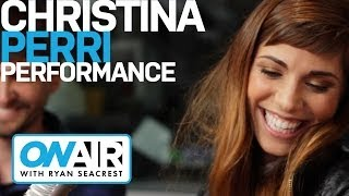 "Christina Perri ""Be My Forever"" Acoustic 