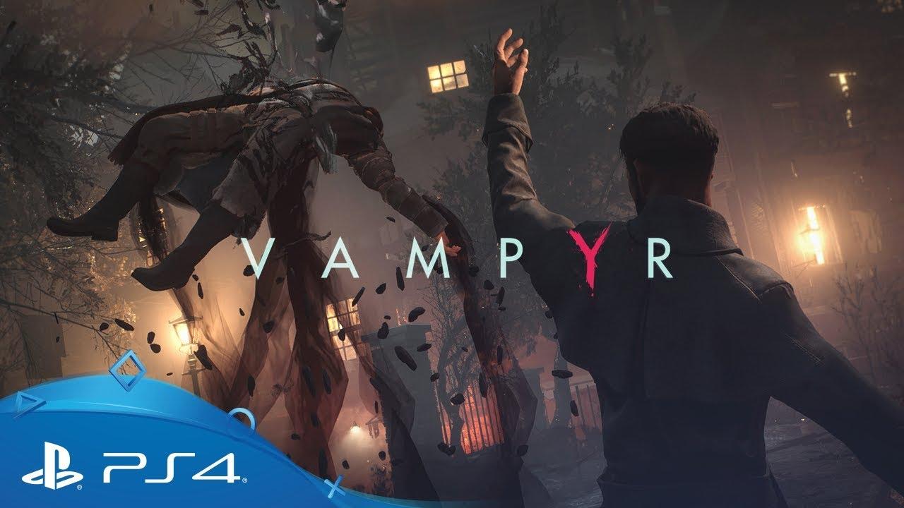 Familiarisez-vous avec le système de combat de Vampyr sur PS4