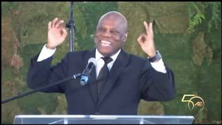 """WINTLEY PHIPPS SERMON """"MOSES STANDING ON THE PROMISES"""""""