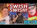 Katy Perry - Swish Swish (Lyric Video Starring Gretchen) ft. Nicki Minaj REACTION!! 🔥