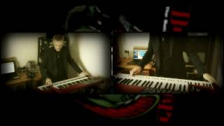Ramshackle Man (Deep Purple cover) - organ solo