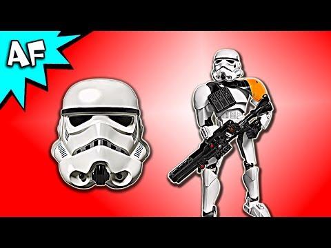 Vidéo LEGO Star Wars 75531 : Commandant Stormtrooper