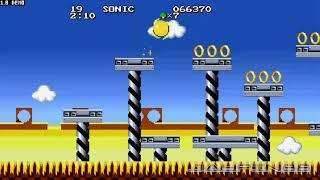 Sonic Boll v1.8: Sonic Forces World & Skin || Walkthrough (720p/60fps)