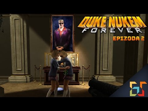 Duke Nukem Forever | EP2 | Na velikosti záleží