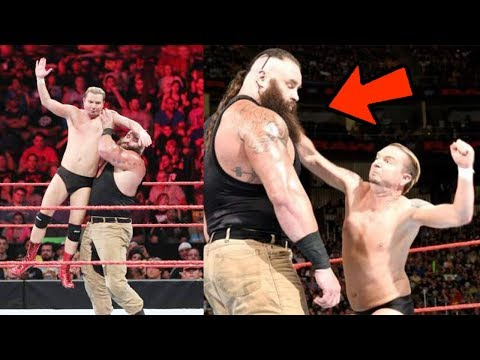 WWE Top 10 SURPRISING Wrestling Moments Of All Time