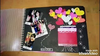 | SCRAPBOOK FOR YOUR BEST FRIEND |