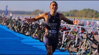 Talkin' Shop #11 - Pro Triathlete, Andrew Doherty