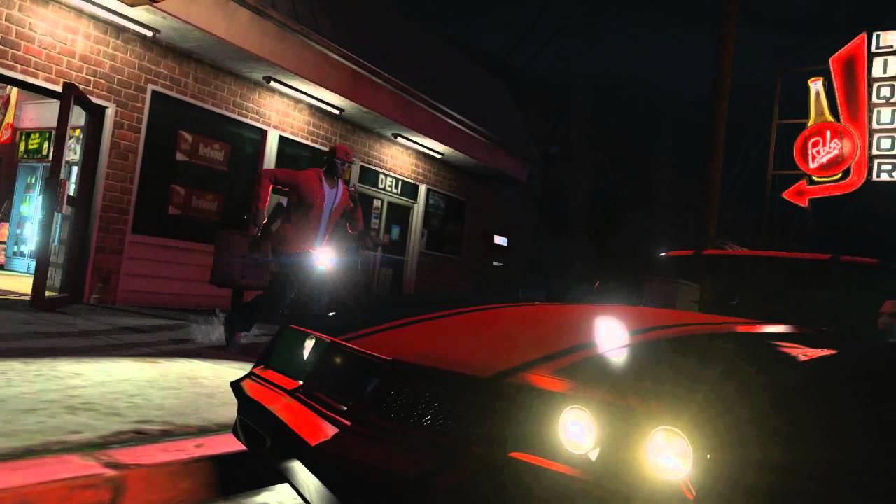Grand Theft Auto Online Revelado