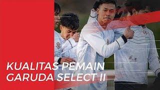 Pelatih Garuda Select Bicara Kualitas Pemainnya seusai Lawan Inter Milan U-17