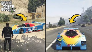 Fastest Supercar Location - Annis - S80RR In GTA V Story Mode