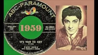 Paul Anka - It's Time To Cry (Vinyl)