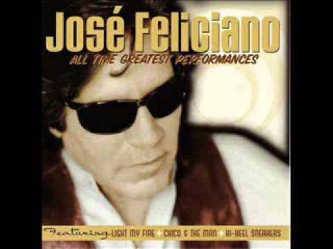 Jose Feliciano Eyes