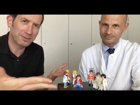 Gitt Vitaly Demyanovich Übung in Osteoarthritis des Knies