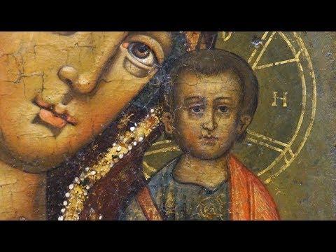 Молитва богородицы девы радости
