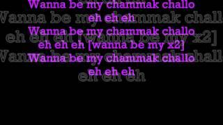 Arjun - Chammak Challo R&B Remix with Lyrics