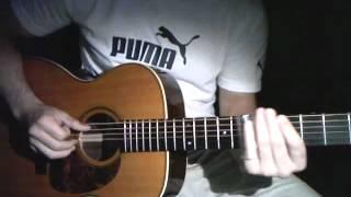 eric clapton - walkin' blues cover