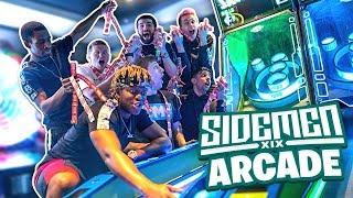 Video SIDEMEN GO TO THE ARCADE! MP3, 3GP, MP4, WEBM, AVI, FLV Agustus 2019