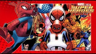 [SHP] 65 ประวัติ Spider Ham แมงมุมอะไรทำไมเป็นหมู !?