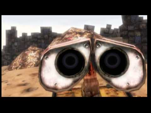 Видео № 0 из игры ВАЛЛ-И [PSP]