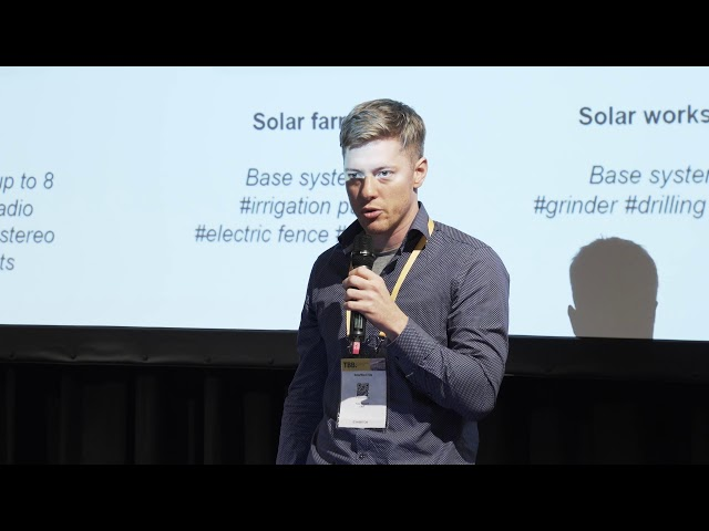 Pitching sessions: SolarWorX