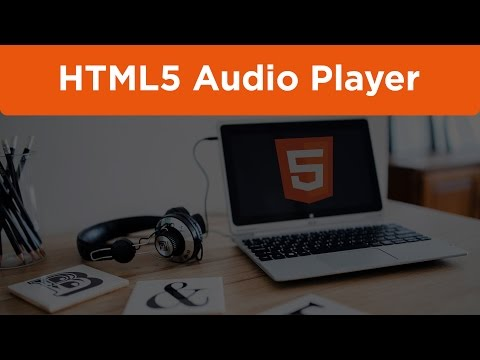 HTML5 Programming Tutorial | Learn HTML5 Audio Player - Introduction