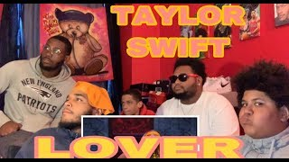 THARO$3FAM: TAYLOR SWIFT   LOVER (REACTION) 👀