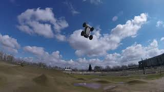 """Arrma Kraton 6s """"Saving It"""" With Outcast Hybrid And New Truggified Typhon..."""