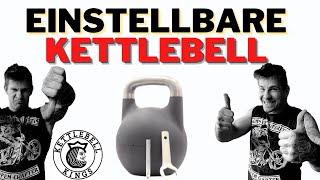 (Review) Einstellbare Kettlebell von Kettlebell Kings im Test | Lohnen sich die Kosten?
