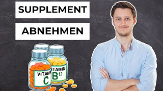 Diese Nahrungsergänzungsmittel helfen wirklich beim Abnehmen (Ernährungsberater erklärt)
