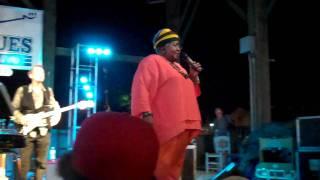 Dorothy Moore-Misty Blue (2011 Sunflower River Blues & Gospel Festival)