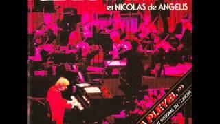 Richard Clayderman-Live Medley...Moon River/Love Story/La Vie En Rose (MIDI Played by Dajim)