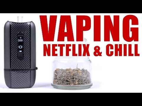 Herbal Blends – NetFlix and Chill Recipe by DaVinci™ Vaporizers
