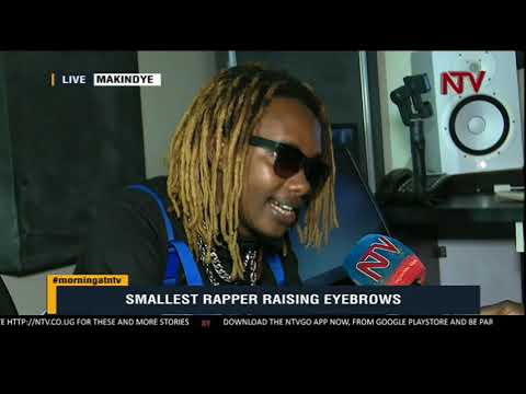 Smallest rapper raising eyebrows | MORNING AT NTV