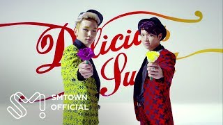 SHINee and Super Junior, Toheart выпустили видеоклип 'Delicious'
