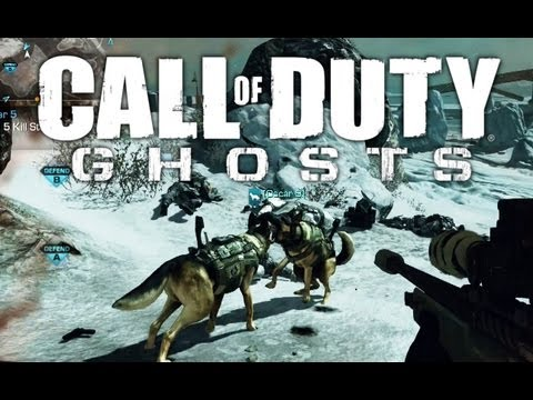 Call of Duty Ghosts Walkthrough - Octane Dynamic Map (COD