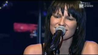 Christina Stürmer  -Scherbenmeer Live