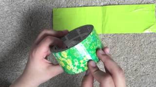 How To Make A Duct Tape Wallet (for Beginners)