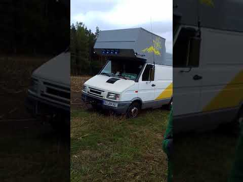 Iveco Daily seilwinde wohnmobile